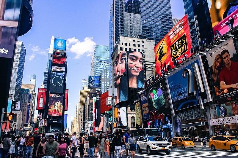 Times Square je nezaobilazna atrakcija Njujorka, a potpuno je besplatna
