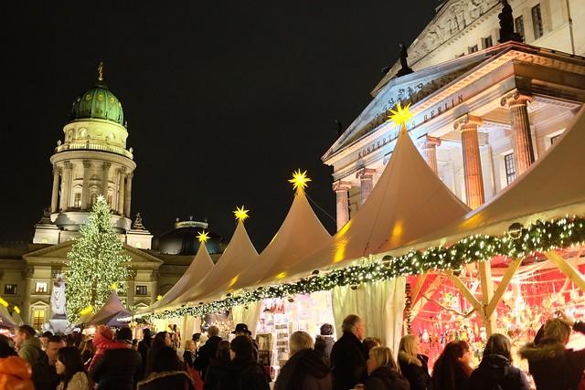 U Nemačkoj su božićni marketi velika stvar. U ovoj zemlji se zato nalaze neki od najposećenijih i najlepših marketa u Evropi, a samo u Berlinu ih ima više od 70