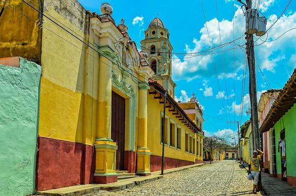 Trinidad na Kubi se nalazi na Listi svetske baštine UNESCO-a. Osnovan je u 16. veku i razvijao se zahvaljujući uzgoju i preradi šećerne trske