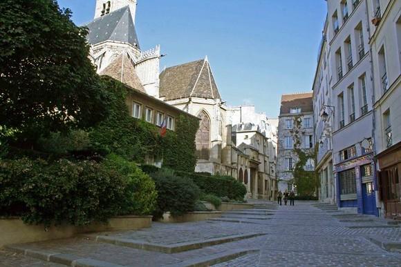 La Marais je jedna od najlepših gradskih četvrti Pariza