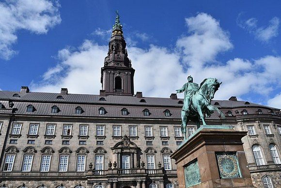 Palata Kristianborg spada u nezaobilazne atrakcije Kopenhagena