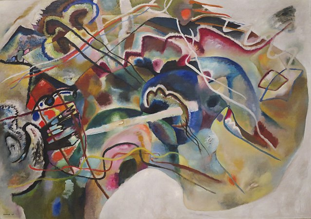Kandinski se smatra ocem nadrealizma