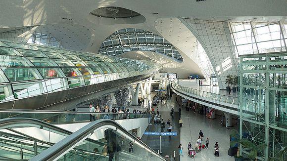 Glavni aerodrom Južne Koreje čini posetu prestonici, Seulu, veoma jednostavnom