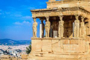 Znamenitosti Atine koje morate videti