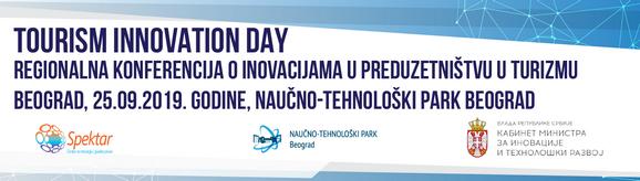 """Regionalna konferencija """"Dan inovacija u turizmu"""""""