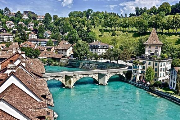 Švajcarska je idealna letnja destinacija
