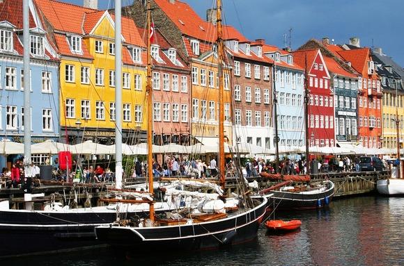 Nyhavn je jedna od najvećih gradskih atrakcija Kopenhagena