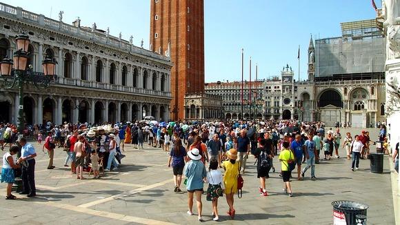 Trg svetog Marka je jedna od najvećih atrakcija Venecije
