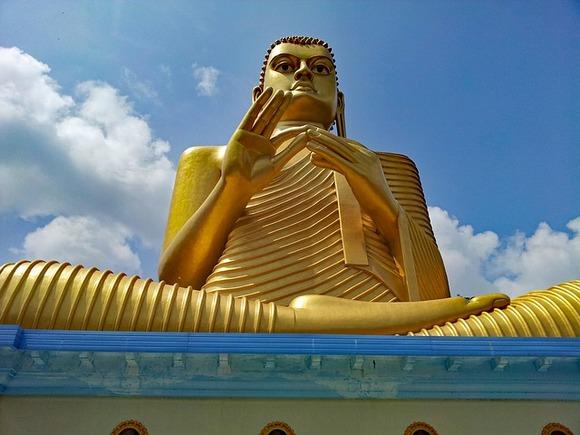 Statua Bude u Dambuli