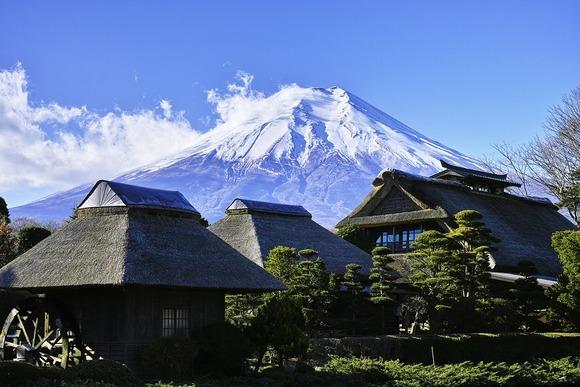 Planina Fuđi je sveta planina u Japanu u velika turistička atrakcija