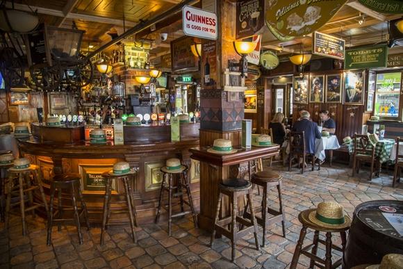 Irska je dom neverovatnih restorana, mnoštva prvoklasnih muzeja i savremenih galerija, kao i kulturne scene
