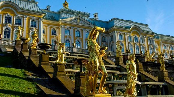 Santk Peterburg je poslužio kao inspiracija mnogim piscima