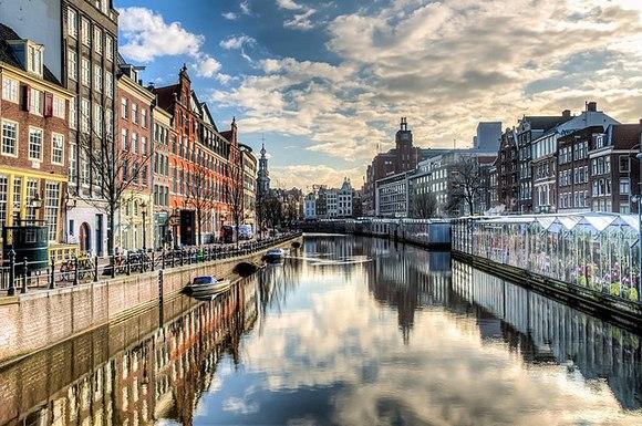 Baš kao i sezona lala, jesenja sezona je jednako lepa u Holandiji