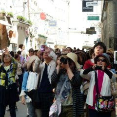 Evropa najviše voli japanske turiste