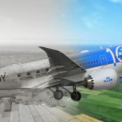 Prvih 100 godina aviokompanije KLM