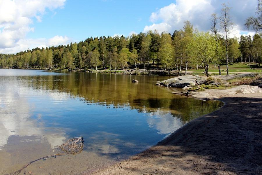 Ako morate da budete u Oslu, a želite da pobegnete od gradske vreve, dobar izbor je odlazak do šume Nordmarka, ogromnog javnog prostora sa netaknutom prirodom koji okružuje grad