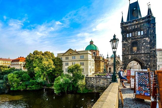 Prijatne temperature i manje gužve čine maj, septembar i oktobar najboljim mesecima za posetu Češkoj