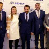 Aegean Airlines u Beogradu proslavio jubilej