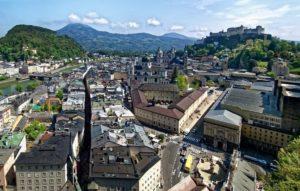 Austrija – Salcburg i uživanje u Alpima