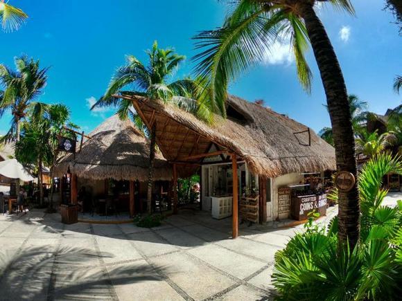Naš prvi dodir sa Meksikom, bilo je ostrvo Cozumel.