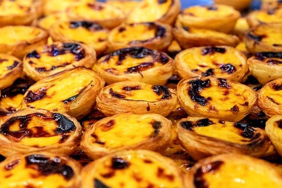 Paštel de nata, kremasti kolač, smatra se draguljem nacionalne kuhinje