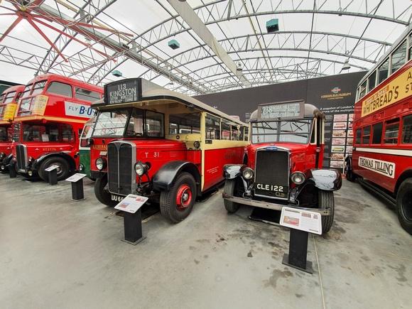 Izuzetno putovanje kroz vreme će vam pomoći da razumete 200 godina istorijskog nasleđa javnog prevoza u Londonu