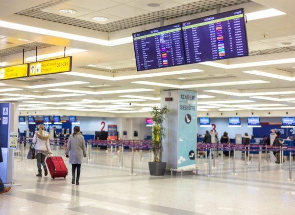 6 miliona putnika na Beogradskom aerodromu