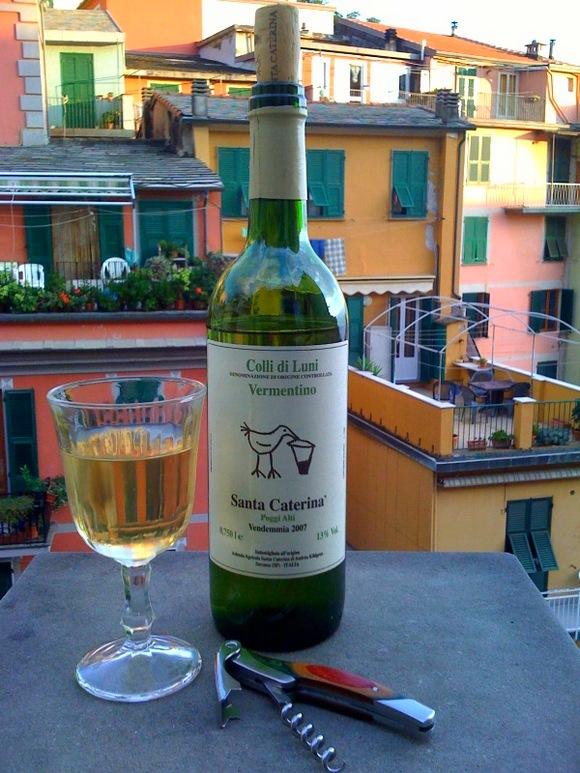 Na granici sa Toskanom nalazi se mali vinski region Colli di Luni