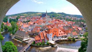 Češki Krumlov – jednodnevni izlet iz Praga