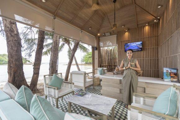 Cape Fahn Hotel na Koh Samui-ju