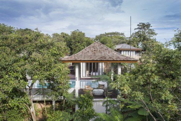 Cape Fahn Hotel Samui je prvi luskuzni hotel - privatno ostrvo na Koh Samui-ju