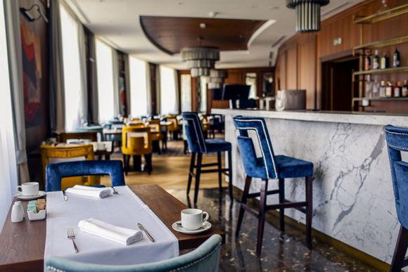 Restoran hotela Center no.1!