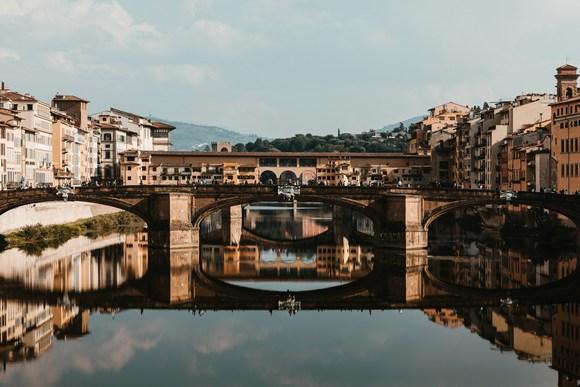 Simbol Firence je svakako most Ponte Vecchio