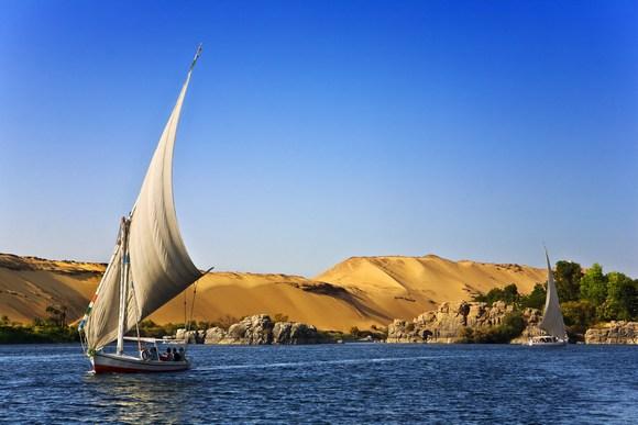 Krstarenje Nilom ali i izleti na Crvenom moru smatraju se za top izlete u Egipu