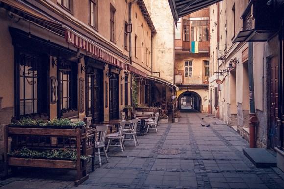 Jedan od najlepsih ukrajinskih gradova je Lavov