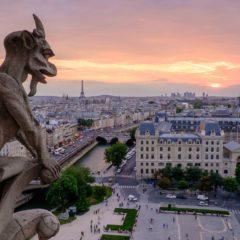 Najlepši vidikovci Pariza