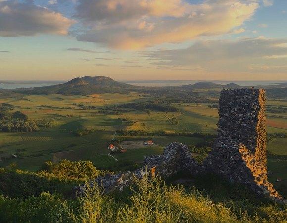 Prelepa divljina Mađarske psolužila je za set serije Vestac