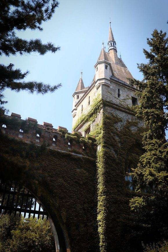 Dvorac Vajdahunjad u Budimpešti