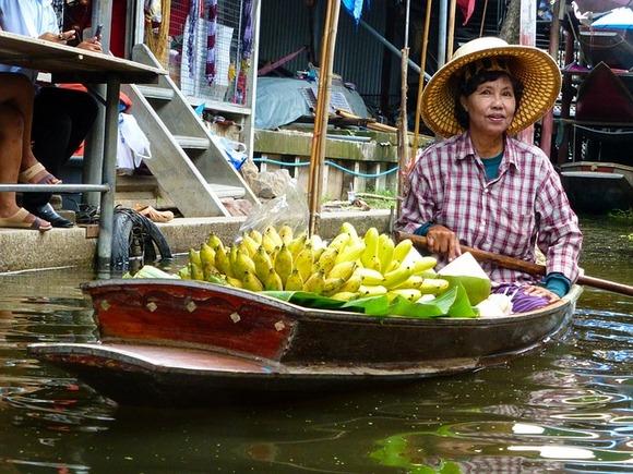 U Tajlandu je uobičajeno zaokružiti račun nanajbližu desetinu bahta