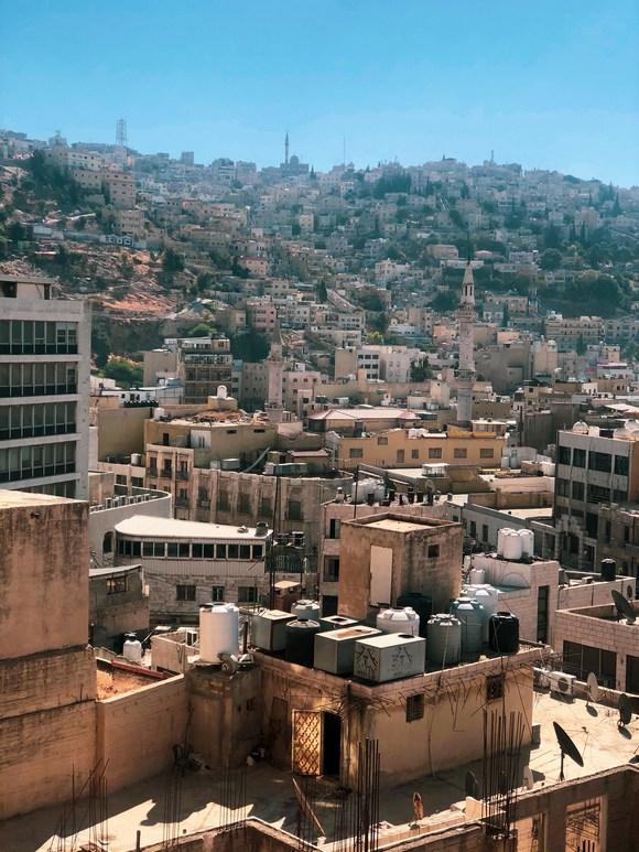 Jordanska prestonica Aman