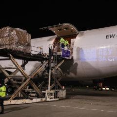 Prva pomoć Evropske unije stigla u Beograd
