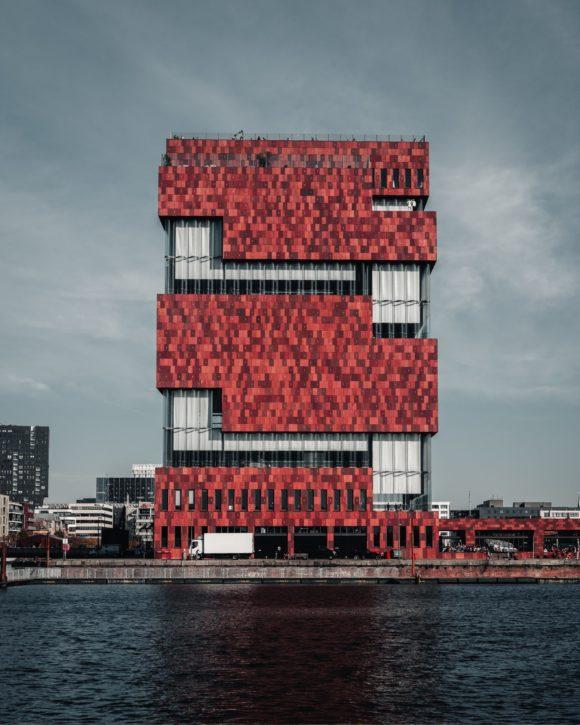 Antverpen Arhitektura