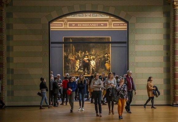 Rajksmuzeum u Amsterdamu nudi virtuelni obilazak