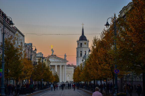 Viljnjus ima pola miliona stanovnika i 2009. godine bio je Evropska prestonica kulture