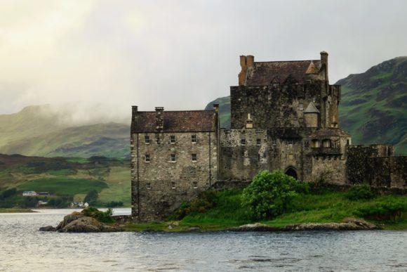 Najlepsi zamak Skotske