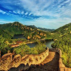 Posetite Veliki kineski zid iz udobnosti dnevne sobe