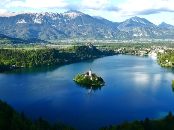 Bled u Sloveniji