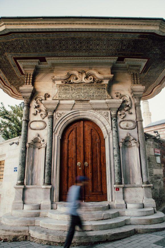 Izgradnju Topkapi palate je naredio Mehmed II Osvajac