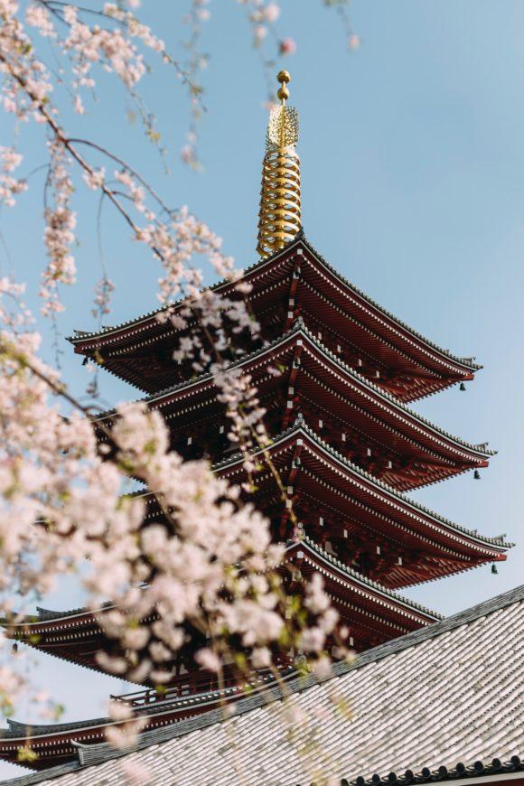 Sensoji hram u Tokiju