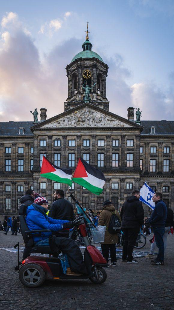 Kraljevska palata Amsterdama